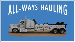 All-Ways Hauling